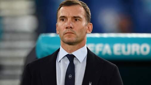 Шевченко знову натякнув, що готовий покинути збірну України заради роботи в клубі