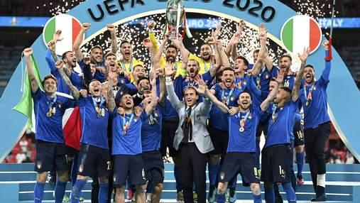 Як Італія виграла Євро-2020: традиції, довіра та сталеві нерви