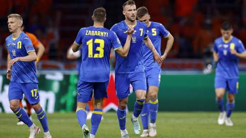 Невероятный гол Ярмоленко претендует на звание лучшего на Евро-2020: видео