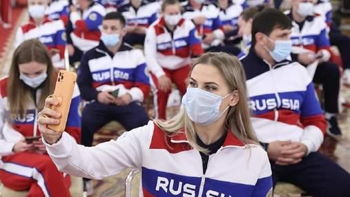 Відповіді про Крим і допінг: російським спортсменам-олімпійцям роздали методички