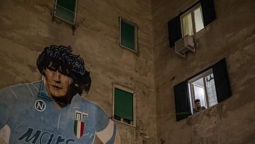 Италия и Аргентина могут сыграть матч в Неаполе в честь Марадоны