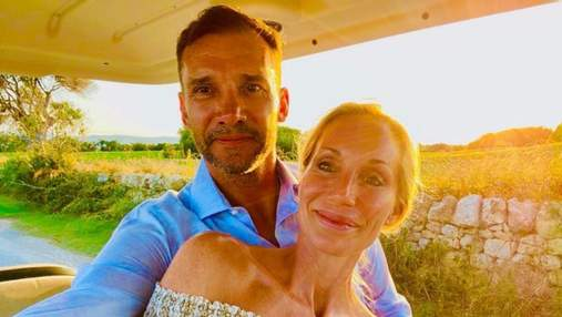 С 17 годовщиной, моя любовь: Андрей Шевченко нежно поздравил свою жену в день свадьбы