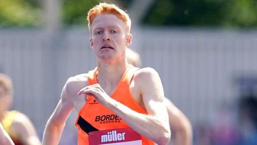 Британський бігун здав позитивний тест на кокаїн перед Олімпійськими іграми