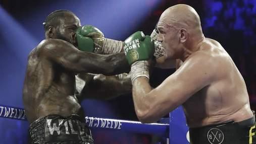 Ф'юрі – Уайлдер: офіційно з'явилася нова дата третього поєдинку за титул WBC