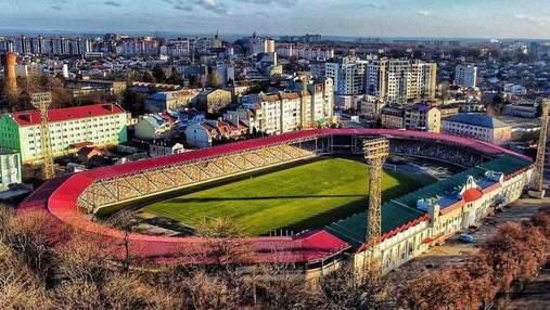 Рух проводитиме матчі УПЛ в Тернополі