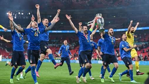 5 причин успіху збірної Італії на Євро-2020
