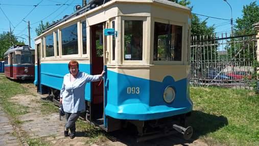 Современный верховой Львова: водитель трамвая совмещает работу и блогерство