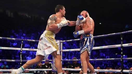 Это еще больше усложняет задачу, – известный боксер назвал проблему Джошуа в бою с Усиком