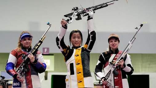 На Олімпіаді-2020 розіграно перший комплект нагород у стрільбі