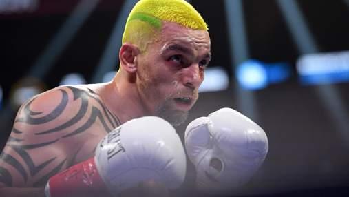 Самый скандальный боксер Украины Редкач женился: фото избранницы