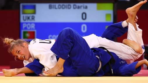 Отдала все силы сегодня, – Дарья Белодед о своей первой медали на Олимпийских играх