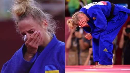 Дария Белодед призналась, почему разрыдалась после получения бронзовой медали