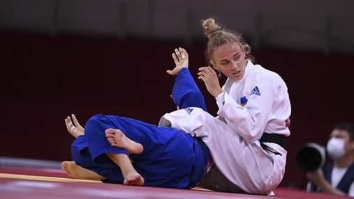 """Посвящаю медаль родителям, – Белодед рассказала о мотивации мамы перед схваткой за """"бронзу"""""""