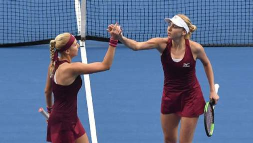 Сестри Кіченок з перемоги стартували у парі на Олімпіаді-2020