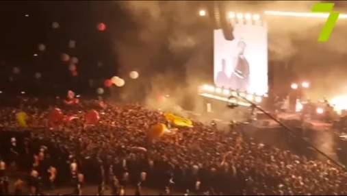 Разве карантин отменили: в Одессе на концерт белорусского рэпера пришло 45 тысяч – видео