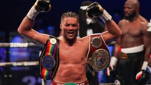 Джойс нокаутировал Такама и может быть соперником победителя боя Усик – Джошуа:видео