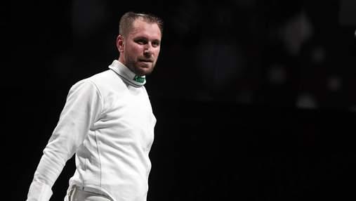 Игорь Рейзлин – бронзовый призер Олимпиады в шпаге