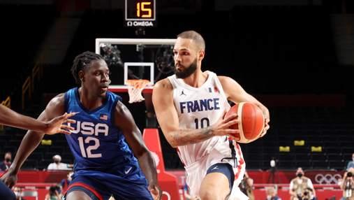 Збірна США з баскетболу сенсаційно програла на Олімпіаді вперше за 17 років