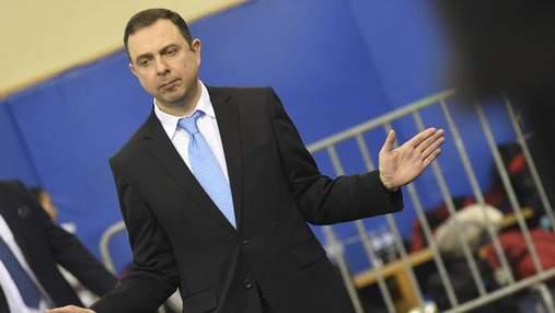 Украинский министр Гутцайт судил финал Олимпийских игр между россиянками