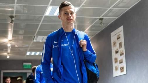 Динамо ищет новый клуб для футболиста, который не сыграл за киевлян ни одного матча