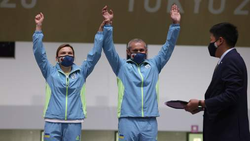 """Ця нагорода для нас як золото, – Костевич про """"бронзу"""" на Олімпіаді-2020"""