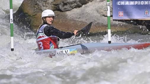 Лучший результат в карьере на Олимпиаде: украинка Ус финишировала 8-й в гребном слаломе