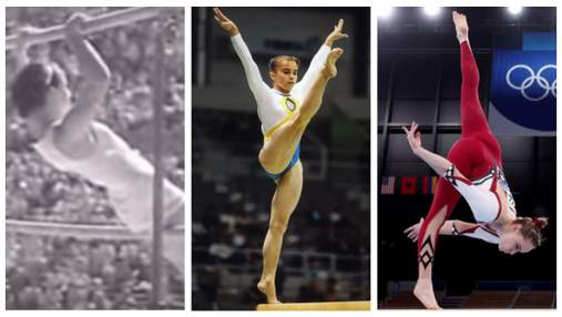 Как развивались женские олимпийские трико прошедшие 85 лет: яркие фото