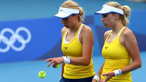 Сестри Кіченок у непоступливій боротьбі покидають Олімпіаду на стадії 1/4 фіналу