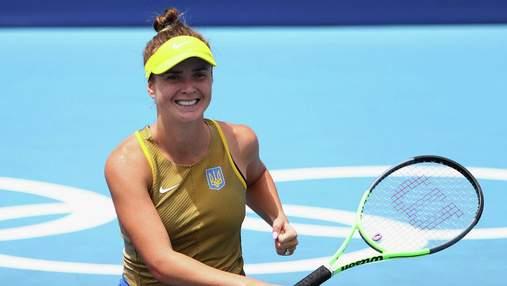 Світоліна встановила історичне досягнення для України на Олімпійський іграх