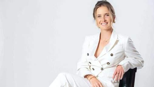 Еліна Світоліна в сукнях і костюмах: повсякденні та святкові образи тенісистки