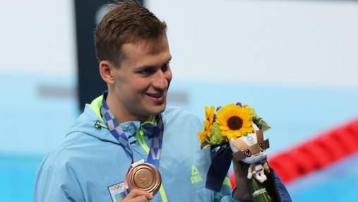Хочу стать легендой, – Романчук прокомментировал свою медаль на Олимпиаде