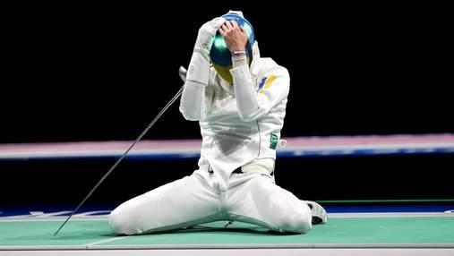 Украинские шпажисты досадно уступили китайцам в четвертьфинале Олимпиады-2020