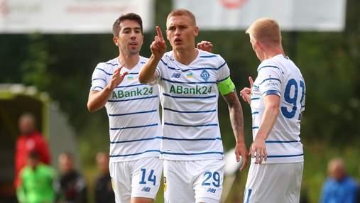 Динамо наконец объявило заявку на сезон в УПЛ: в списке 25 футболистов