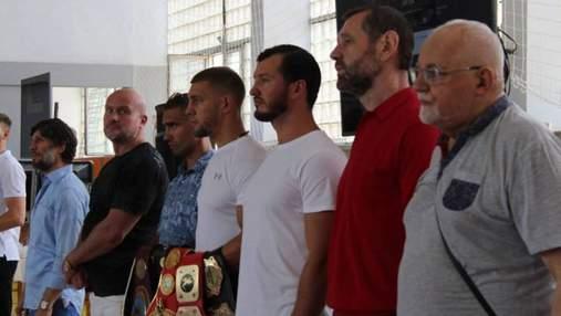 Звезды украинского спорта поздравили участников турнира по единоборствам ADCC KYIV OPEN 2021