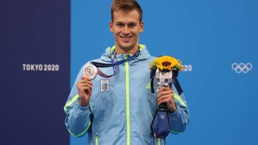 Зеленський привітав Михайла Романчука зі срібною медаллю на Олімпіаді