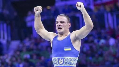 Українець Теміров вийшов у півфінал Олімпіади: борець знищив титулованих суперників