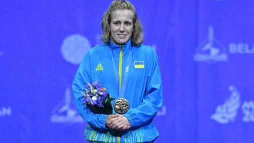 Українка Черкасова феєрично пробилася у півфінал Олімпіади з вільної боротьби