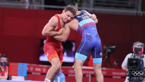 Ленур Теміров прикро поступився в боротьбі за бронзову медаль Олімпіади-2020