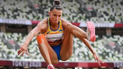 Бех-Романчук в упорной борьбе заняла 5 место на Олимпиаде-2020