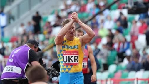 Украинскому легкоатлету не хватило 0,002 секунды до выхода в полуфинал Олимпиады в Токио