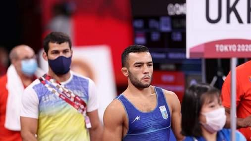 Это все для Украины, – борец Насибов о ярком выходе в финал Олимпиады