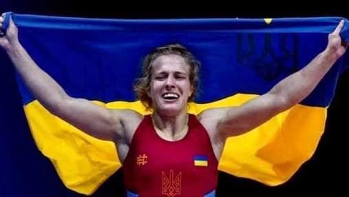 Садовый поздравил львовскую борчиху  Черкасову с бронзой Олимпиады-2020