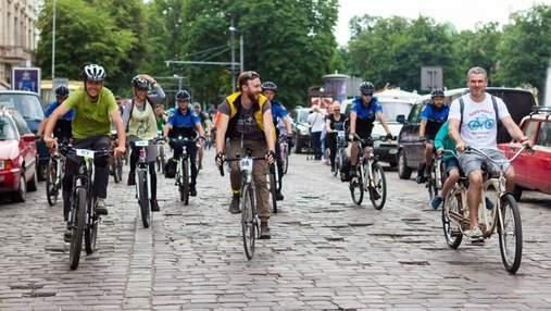 Во Львове перекроют несколько улиц из-за благотворительного велопробега с Арсеном Мирзояном