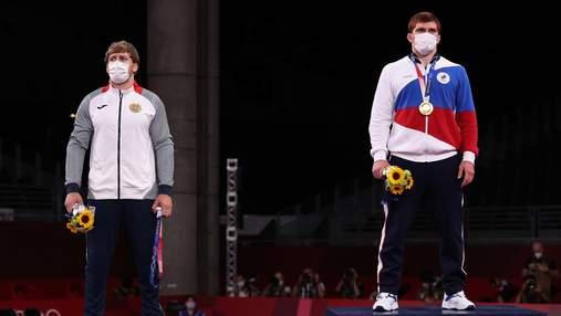 Треба бути з Росії, щоб виграти, – вірменин відмовився одягати срібну медаль на Олімпіаді-2020