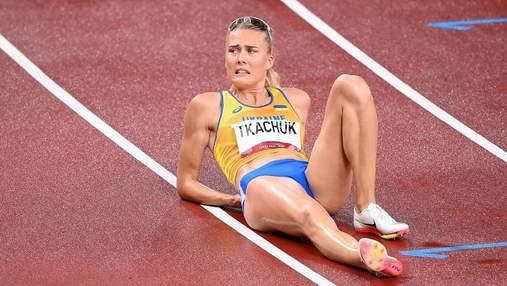Олимпиада-2020: украинка Ткачук побила личный рекорд на 400 метрах с барьерами