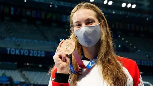 Олімпійська призерка з Канади присоромила вчительку, яка казала їй покинути спорт