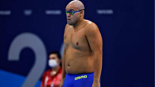 Разрушил стереотипы и стал звездой сети: на Олимпиаде-2020 выступил пловец с животиком