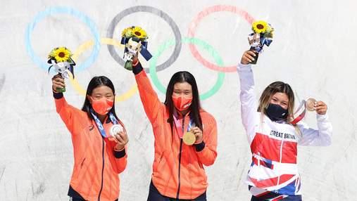 Призерами Олимпиады-2020 стали девочки в возрасте 12 и 13 лет: но это не рекорд