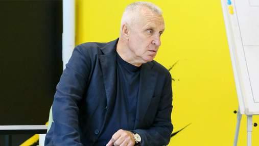 Рух представив нового тренера – команду знову очолив Леонід Кучук