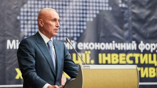 Олександр Ярославський офіційно став президентом Металіста